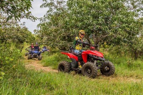 Puerto Princesa Extreme Trail Ride