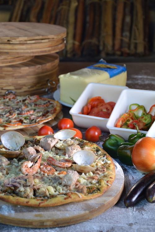 Hibiscus Garden Inn - Restaurant & Pizzeria in Puerto Princesa, Palawan
