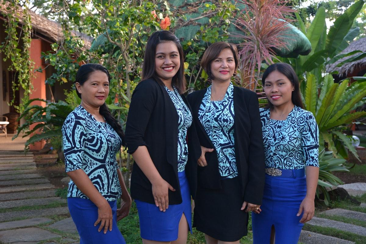 Office and Management Team - Hibiscus Garden Inn