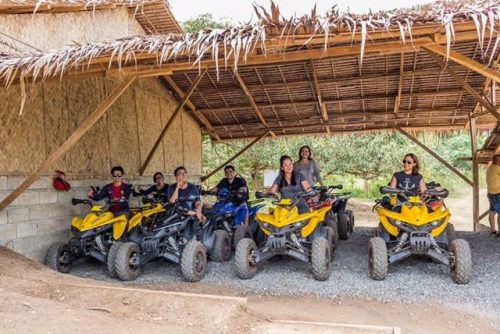 Puerto Princesa Trail Ride Activities