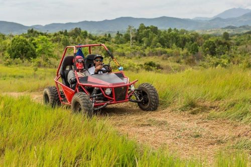Puerto Princesa Xperience Trail Ride